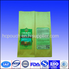 jute package for coffee