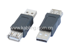 USB 2.0 Adapter A Male to A Female