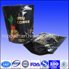 high quality laminating coffee package