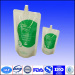 Custom 1L 2L stand up spout bags for liquid detergent
