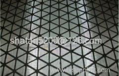 stainless steel/galvanized perforated wire mesh