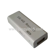 Mini 3g wifi router multi-user share the 3g mobile network