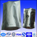 metalized stand up pouch with ziplock