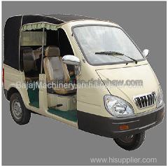 Bajaj Auto Rickshaw passengers 3-wheeler motor tricycle