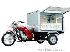 Bajaj Auto Rickshaw mobile catering shop 3 wheelers motor tricycl
