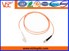 100% tested LC-ST multimode optical fiber network patch cord