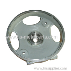 OEM investment casting and cnc machining mechanical part