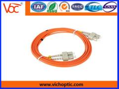 Network SC-SC PC mm duplex optical fiber patch cord