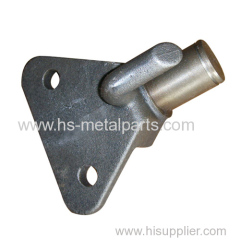 Investment casting with welding farming equipmnet part