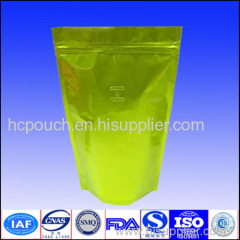 high quality matte coffee package bag