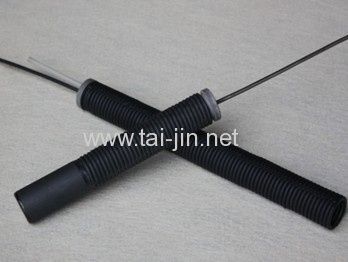 Coiled Titanium Discret Electrode from Xi'an Taijin