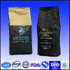 quad seal coffee package bag