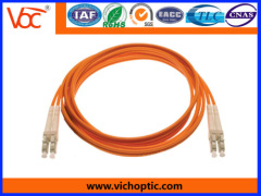 Hot sale LC-LC/PC multimode optical fiber network patch cord
