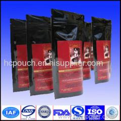 ziplock coffee bag packaging