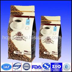 coffee gusset bags packaging