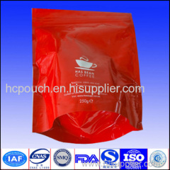 commercial coffee bags packaging