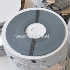 Titanium mixed metal oxide MMO coated ribbon anode for cathodic protection