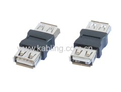 USB 2.0 Adapter A Female to A Female