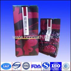 500g tea aluminum foil pouch