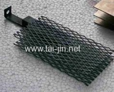 MMO Coated titanium anode mesh used in water disinfection for swimming pool
