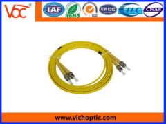 Good performance ST/PC-ST/PC indoor fiber optic network patch cord