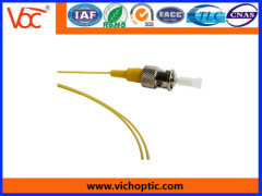 100% tested ST-ST singlemode optical fiber patch cord