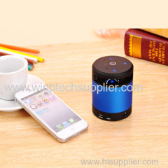 promotion gift best selling portable newest speaker bluetooth motion sensor bluetooth speaker