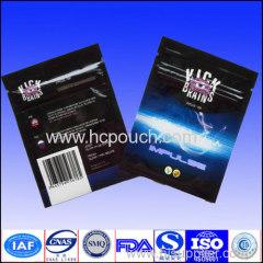 Made in China! 3-sides seal aluminium foil bag