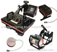 Digital Slide Combo Heat Press Machine