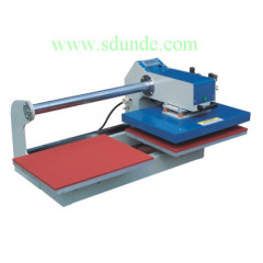 Pneumatic Up-sliding Double-Stations Heat Press Machine