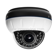 IR Vandalproof Dome CCTV Cameras