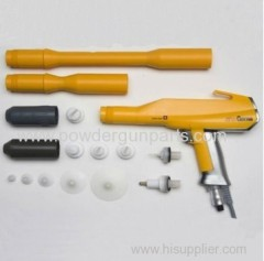 powder coating sprayer parts