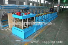 C Purlin Roll Forming Machinery with Automatic Length Measurement