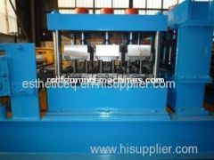 C Z Purlin Roll Forming Machine with PLC Computer Control for Large-scale Construction