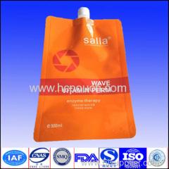 500ml Liquid Aluminum Foil Bag With Spout