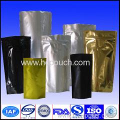 Durable coffee pouch aluminum foil bag
