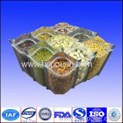 pouch aluminum foil bag for snack