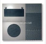 Ru-Ta-Ir Coated disk anode for impressed current