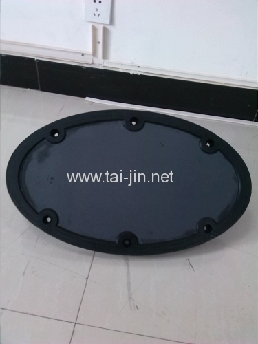 Insoluble Dsa Titanium Disk electrode for ship