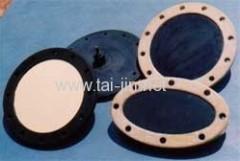 Ru-Ta-Ir Coated Marine Titanium disk Anodes Manufacturers