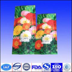 Flexible Laminated Fin seal tea bag aluminum foil bag