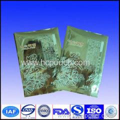 2014 hot sale! eco-friendly aluminum foil packaging tea pouch