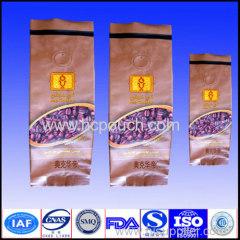 18 OZ tea/coffee aluminum foil packaging bag