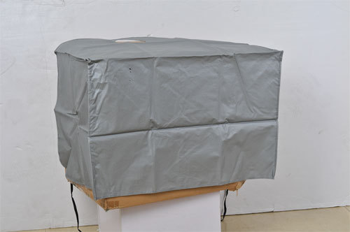pvc air conditioner cover