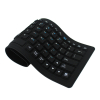 Flexible Tablet/PC keyboard for 84 keys