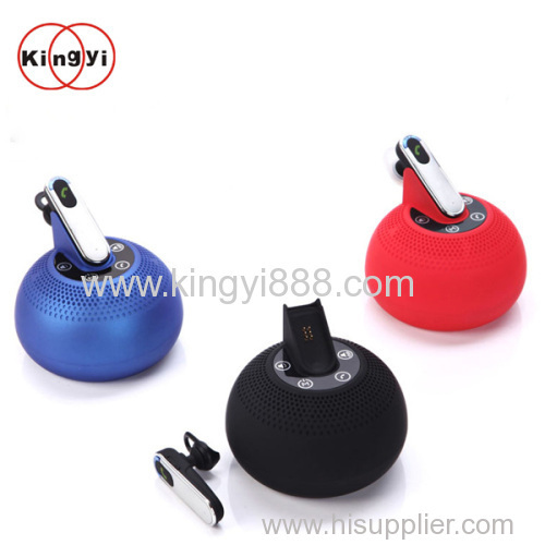 Bluetooth Speaker + Mobile Power + Bluetooth Headset 3 in 1 speaker
