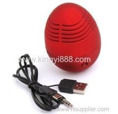 Easter egg mini speaker