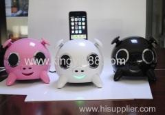 Lovely Ipig mini speaker