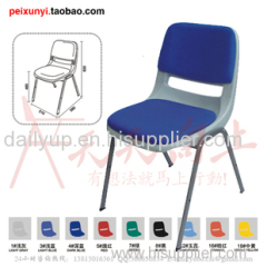 modern elegant fashion PP stacking lecture chair