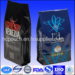 plastic side gusseted package